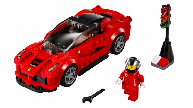 The Porsche 918  LaFerrari And McLaren P1 Are All Headed To Lego