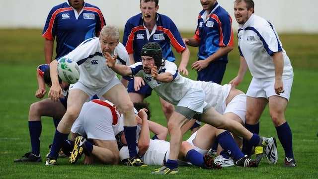 Learning The Secret Of Rugby, Nine Concussions Later