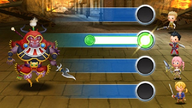 Looks Like Theatrhythm: Final Fantasy Is Coming To iOS Today