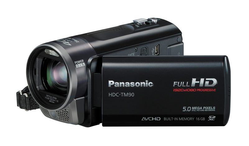 Panasonic's New 3D Camcorders For Pros and Amateurs Alike
