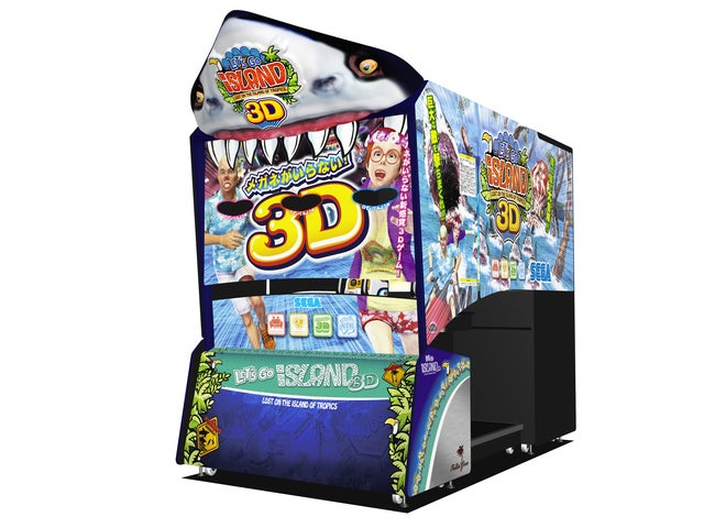 An Arcade Game with Teeth