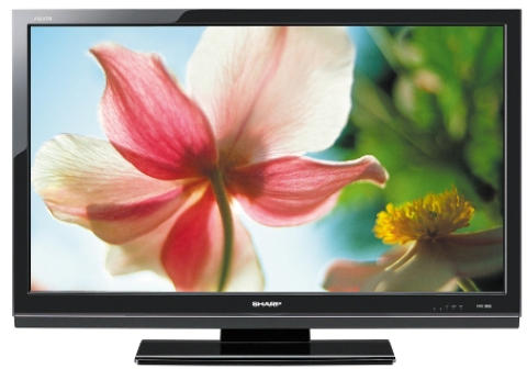 Sharp UK's HD1 Flagship LCDs with 1080p, 160GB HDDs