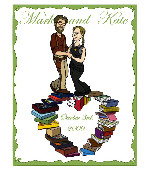 Geeky wedding invitations to make your heart go squee