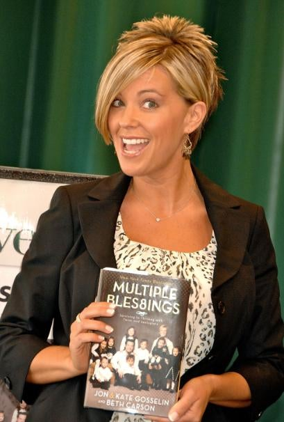 Kate Gosselin Hires The Lawyer Suing Us For McSteamy Tape To Sue Jon Gosselin