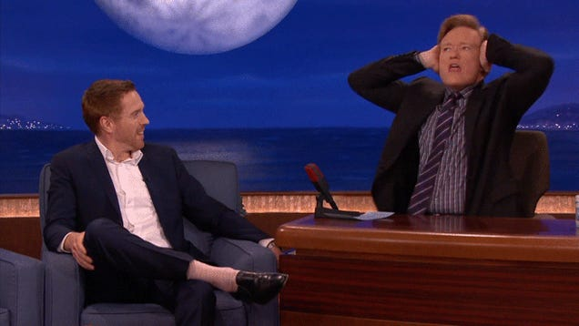 Conan O'Brien Makes Fun Of People Who Hate Spoilers
