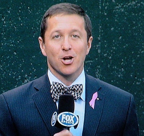 Ken Rosenthal Will Wear A Bow Tie All Year