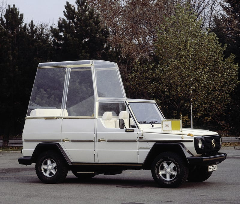 Mercedes G-Wagen Turns 30: The 11 Best Special Versions