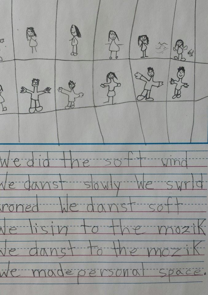 This Talented First Grader Wrote a Better Poem Than You Ever Could