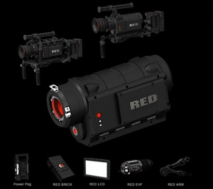 Red One Digital Cinema Camera Price List Now On Line, Still Not Shipping