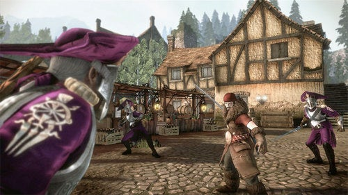Report: Fable III Will Not Work With Kinect (At Launch)
