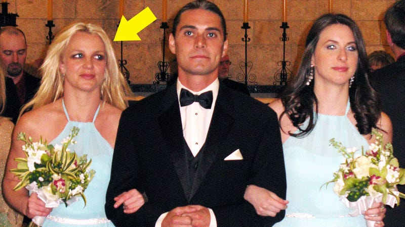 Britney Spears Walks Down the Aisle, and Other Rituals