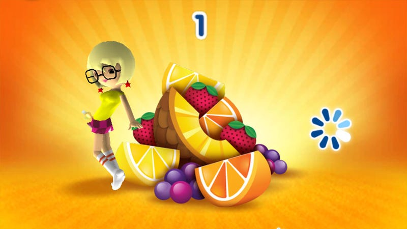 The Music in the Fanta Fruit Slam Game is Driving Me Insane