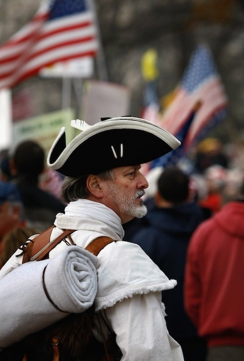 Gone Tea-Bagging: A Field Guide To America's New Patriots