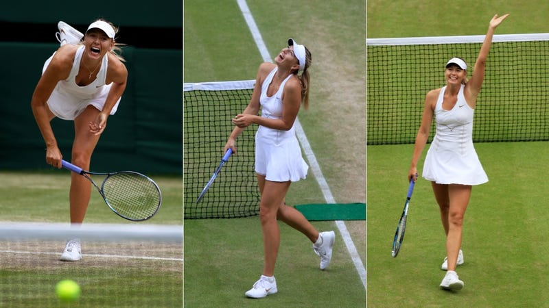 A Big, Sweaty Look At Wimbledon So Far