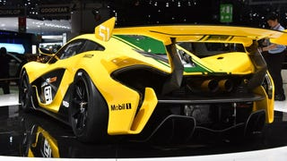 The McLaren P1 GTR Makes The Beloved McLaren F1 Look Like A Dinosaur