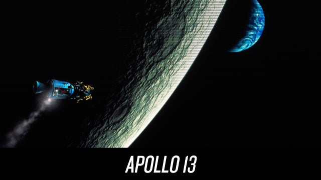 Apollo 13: The Real Terror of Space