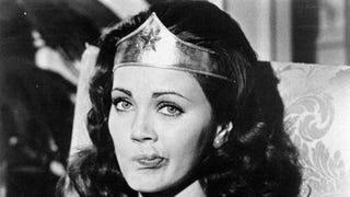 Wonder Woman demoted from superhero, now a sidekick