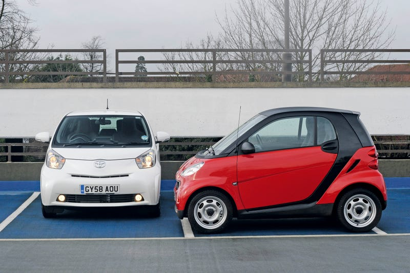 The Toyota iQ Might be Dead...
