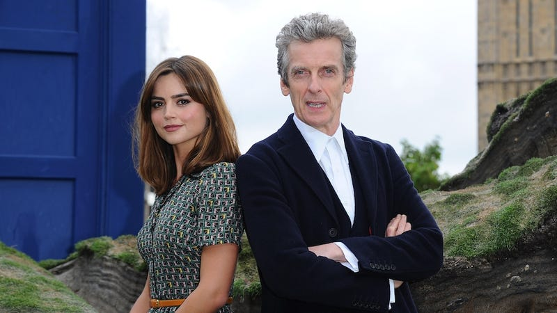 Lesbian Lizard Kiss from Doctor Who Will Not Face Censors' Wrath