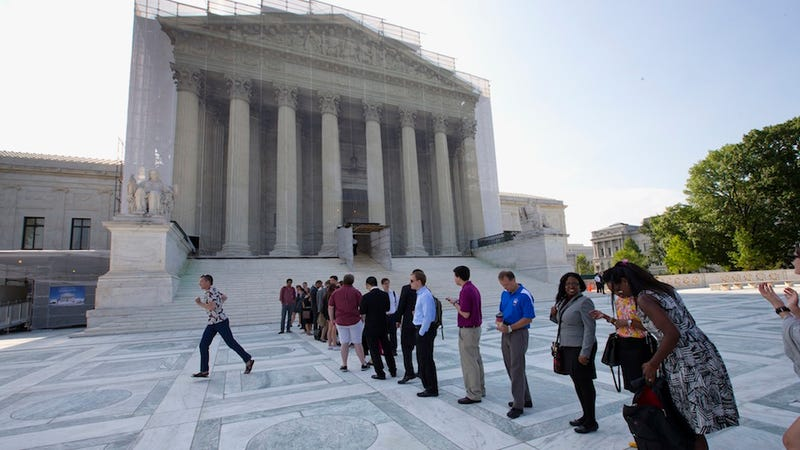 SCOTUS Declares Racism Over; Strikes Down Section of Voting Rights Act
