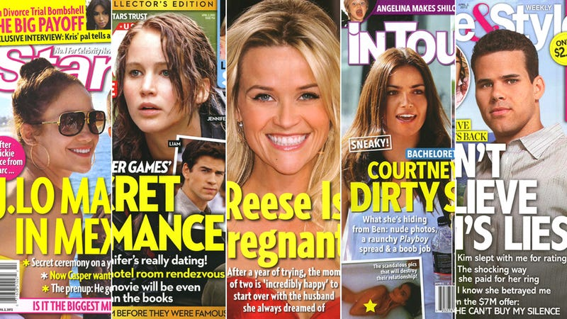 This Week in Tabloids: Johnny Depp Spotted Stumbling Out of Ashley Olsen's Loft After Hot Hookup