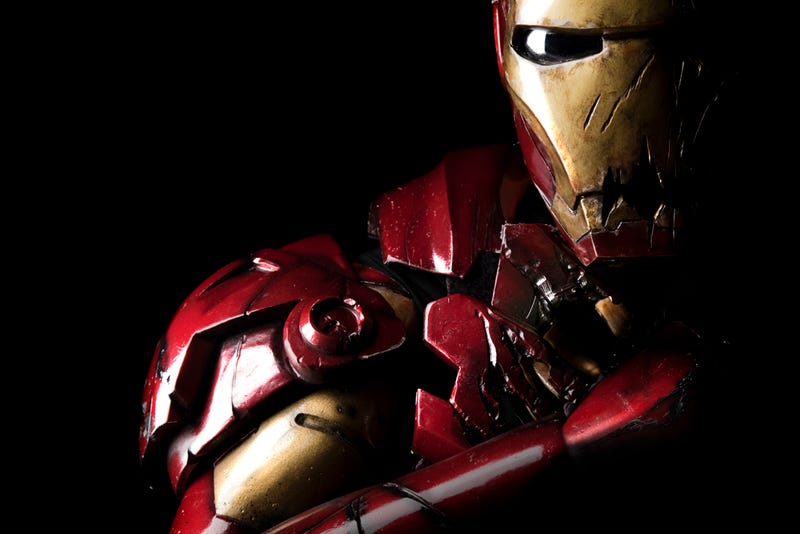 Zombie Iron Man Thirsts For Brains, Booze