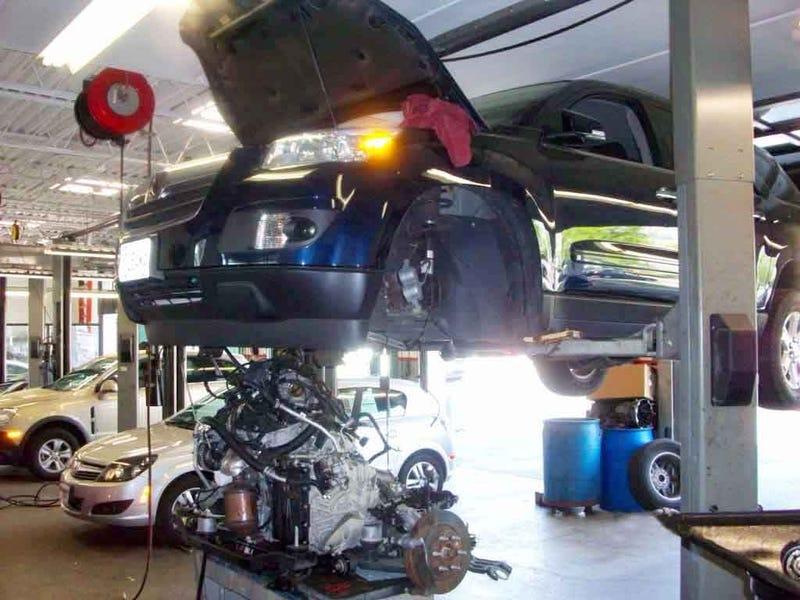 Saturn Rental Car Never Gets Oil Change, Engine Carnage Ensues After 30,000 Miles