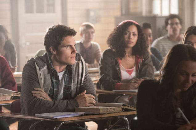 The Tomorrow People pilot stills