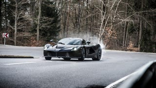 What It's Like Going To The Nürbürgring In A 950 HP LaFerrari