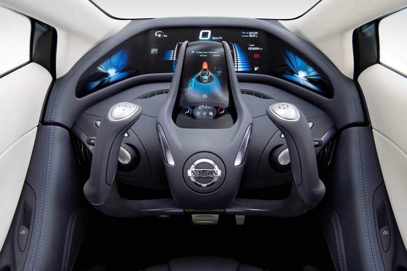The Coolest Car Cockpit I Have Ever Seen Will Make You Go All Pew-Pew