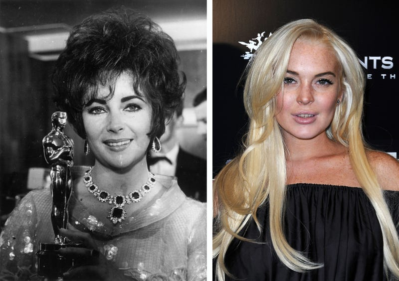 Confirmed: Lindsay Lohan to Be Lifetime's Liz Taylor