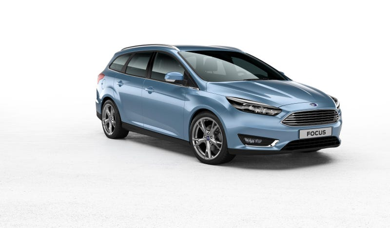 The US Is Getting The 2015 Ford Focus With A 1.0-Liter Ecoboost