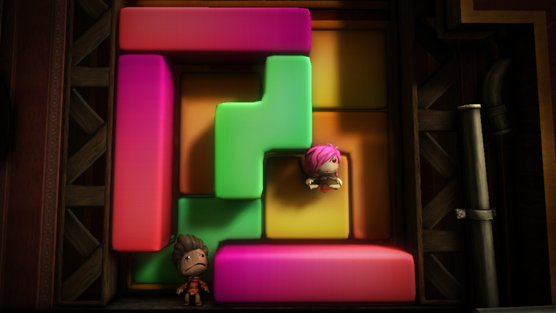 LittleBigPlanet Vita Takes Pictures Around Town In New Trailer