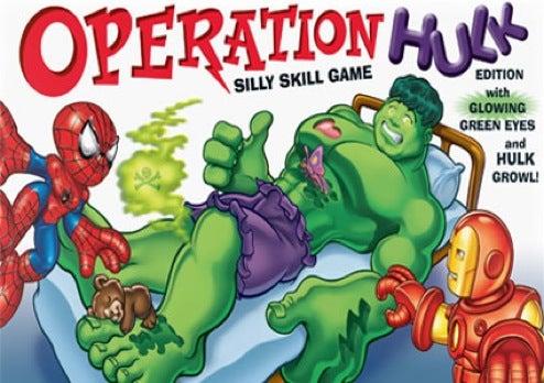 HULK LIKE OPERATION GAME!