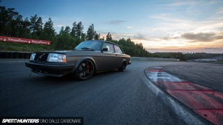 ​The V10-Powered Volvo Laughs At Your Puny V8 Swaps