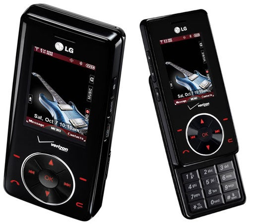 LG Chocolate VX8500 Phone Now Available from Verizon