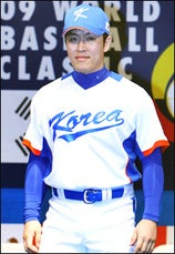 It's Not Easy Being Byung-Hyun Kim