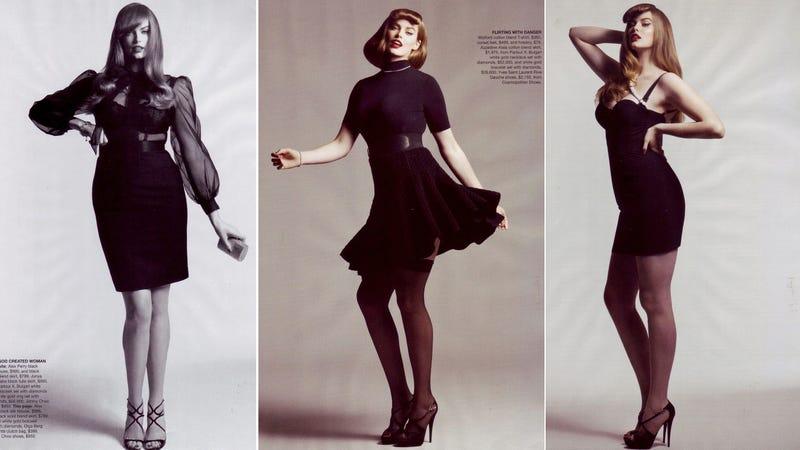 Vogue Australia's First-Ever Plus-Size Fashion Spread