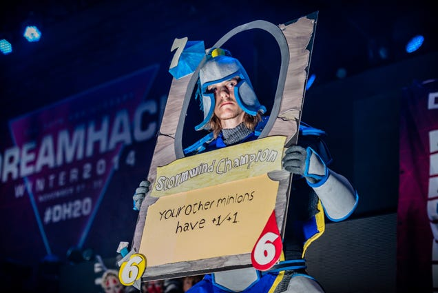 The Best Cosplay From The World's Biggest LAN Party