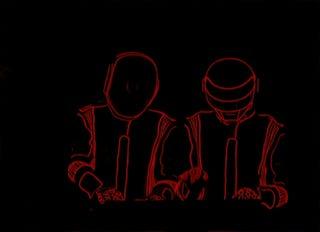 Daft Punk + Kanye West + Tron = TechnoHipHopScifi