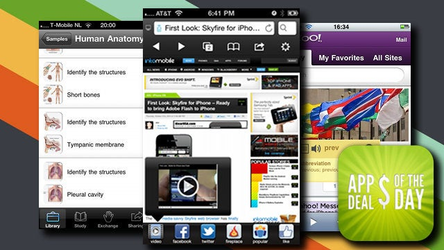 Daily App Deals: View Flash Content on Your iPhone with Skyfire, Now 60% Off