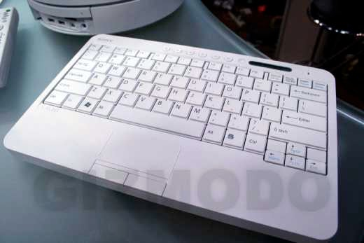 First Fondle: Sony Vaio TP1