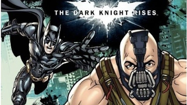 Batman and Bane will punch literacy into preschoolers' brains