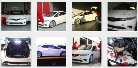 JAS Motorsport Rallyfies the Civic Type R