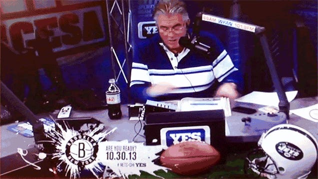 Bill Parcells Used To Have Drew Bledsoe Fetch Drinks For Mike Francesa