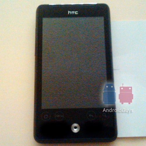 HTC Aria Looks Set to Be a Small Android, Exclusive to AT&T
