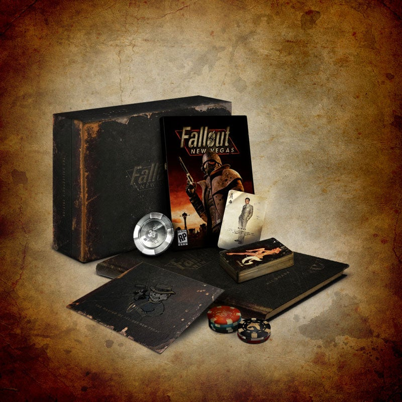 Fallout: New Vegas Collector's Edition Cashes In Its Chips