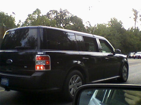 Jalopnik Reader Catches Ford Flex In Porn Valley