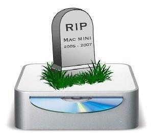 Mac mini to Die?