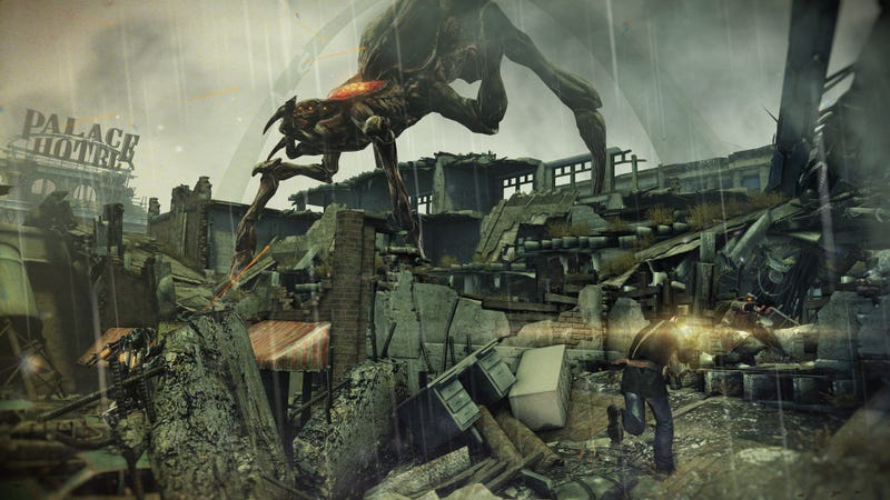 Can Humanity Triumph Over Game Reviewers in Resistance 3?